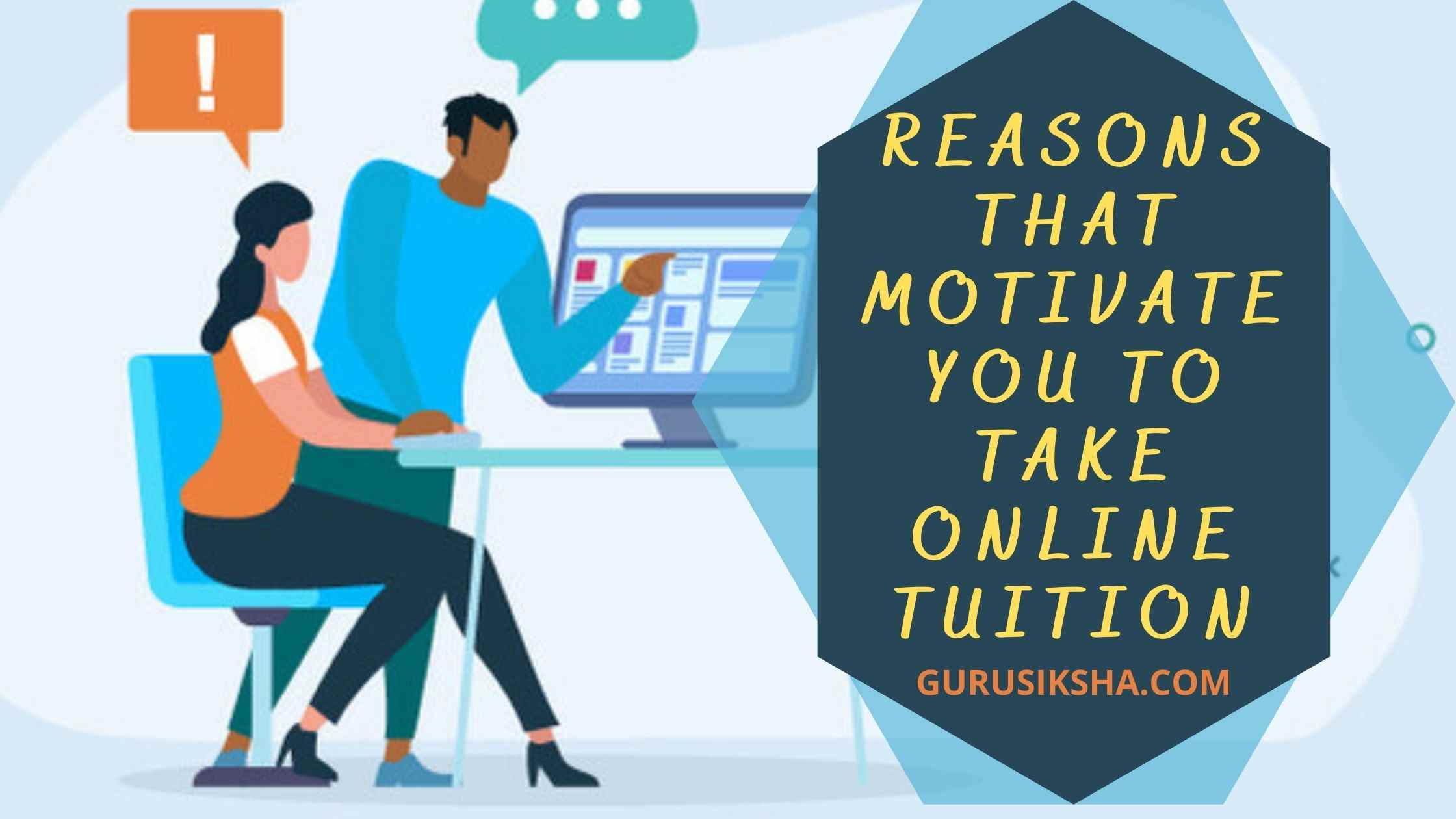 6 Reasons That Motivate You To Take Online Tuition Classes